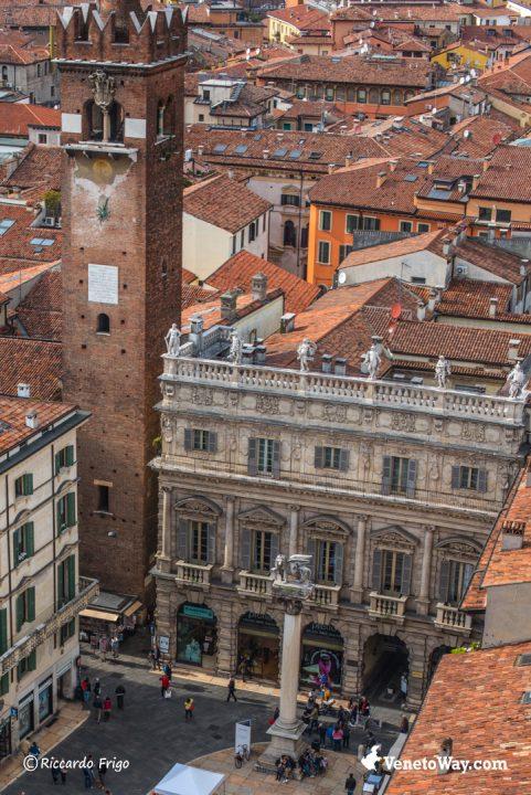 Torre Gardello - Il Palazzo della Ragione