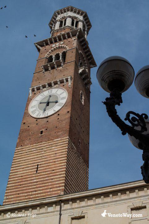 Torre dei Lamberti - Il Palazzo della Ragione