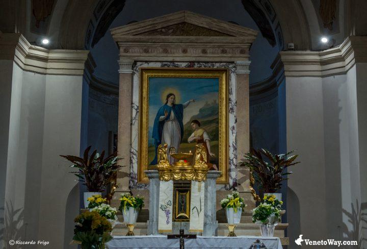 Santuario della Madonna del Caravaggio - Vedelago
