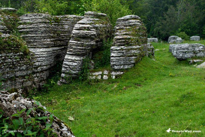 Valle delle Sfingi - Parco Regionale della Lessinia