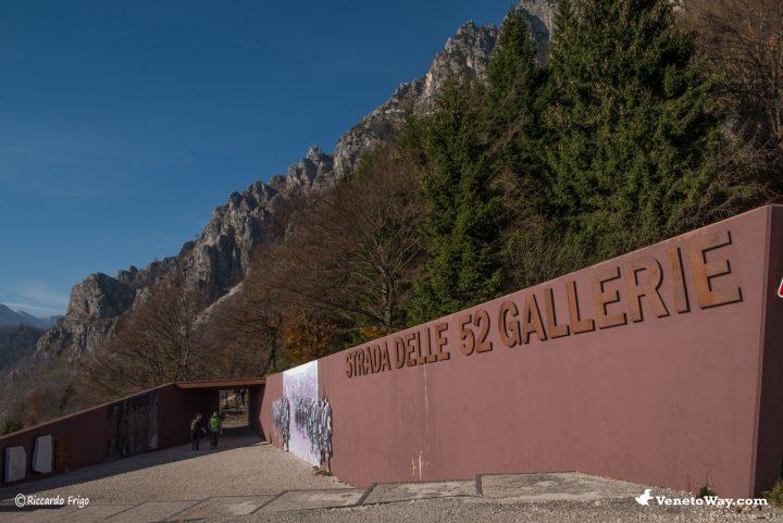 Strada delle 52 Gallerie