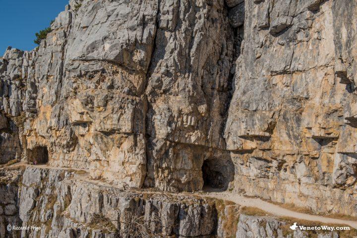 Strada delle 52 Gallerie - Il Monte Pasubio