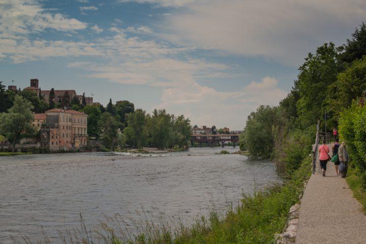 Bassano del Grappa - In Mountain Bike sul Sentiero del Brenta