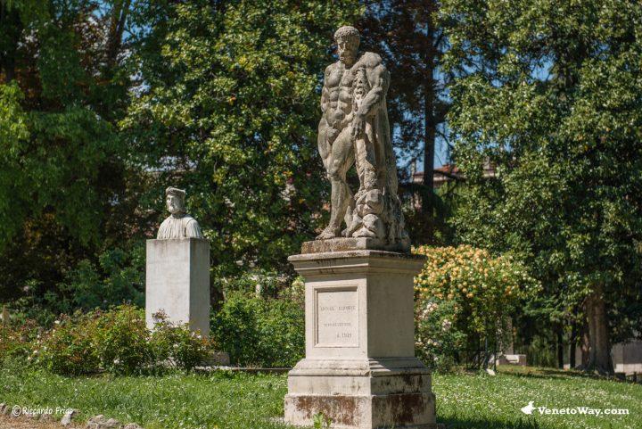 Giardini Salvi - Loggia Valmarana