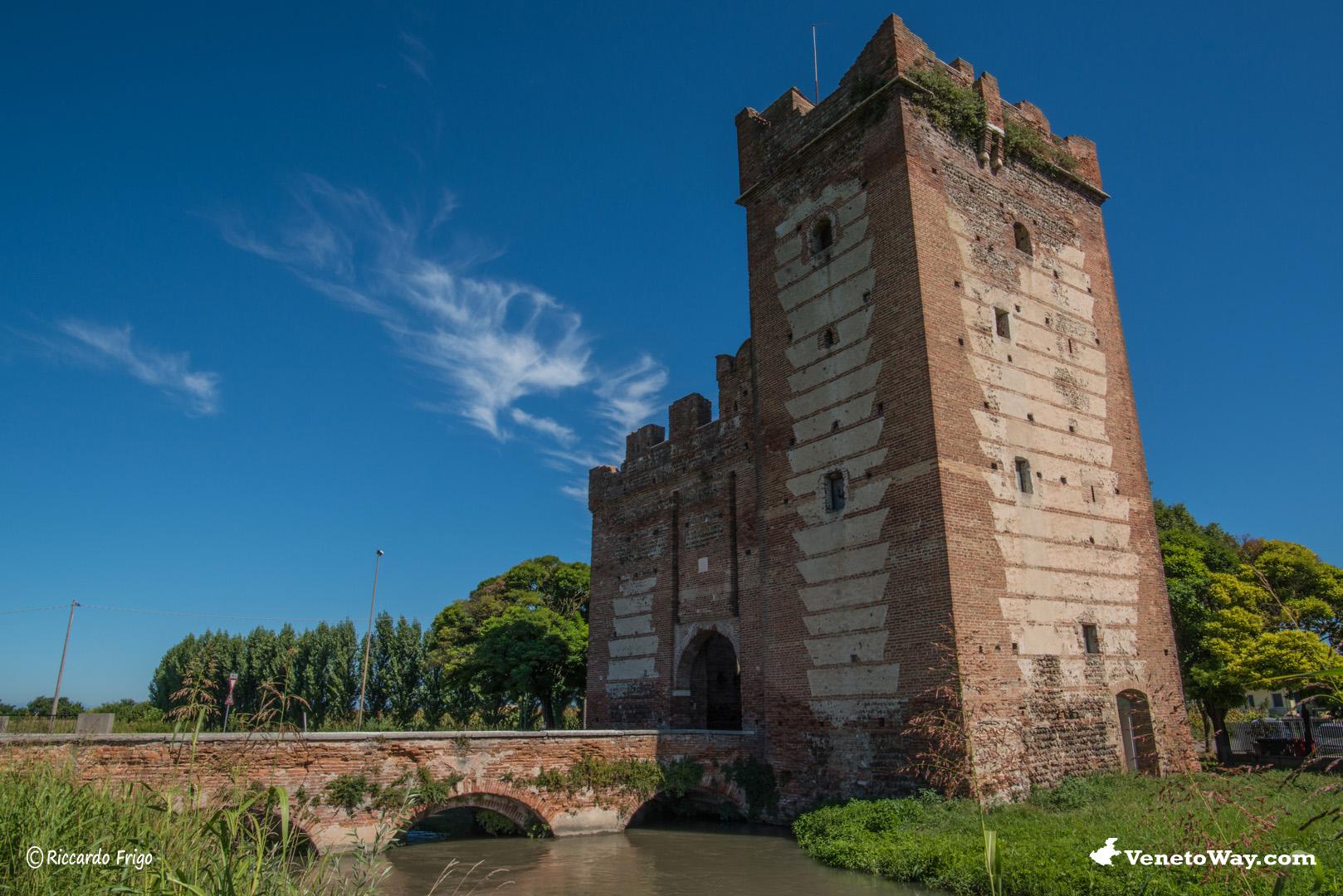 Isola della Scala - Torre Scaligera