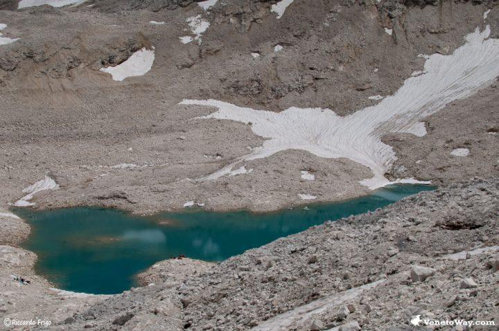 Lago della Fradusta - Pale di San Martino