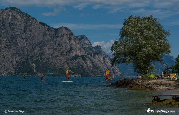 Kitesurf e Windsurf in Veneto
