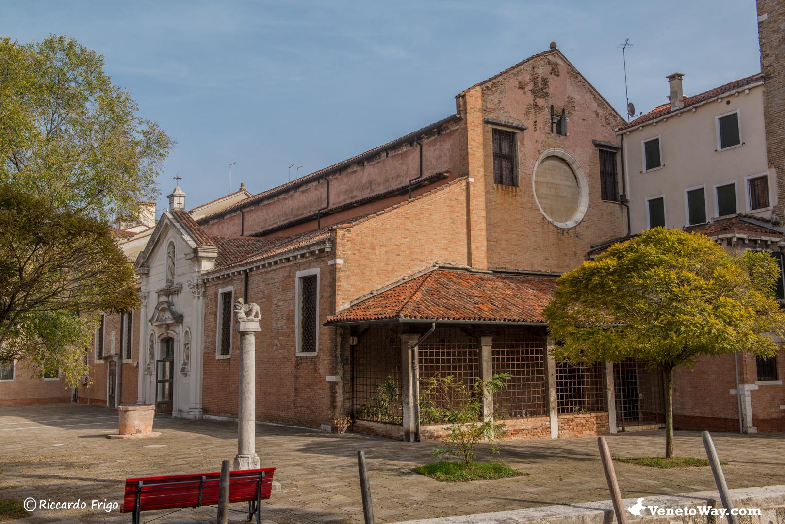 Chiesa San Nicolò dei Mendicoli