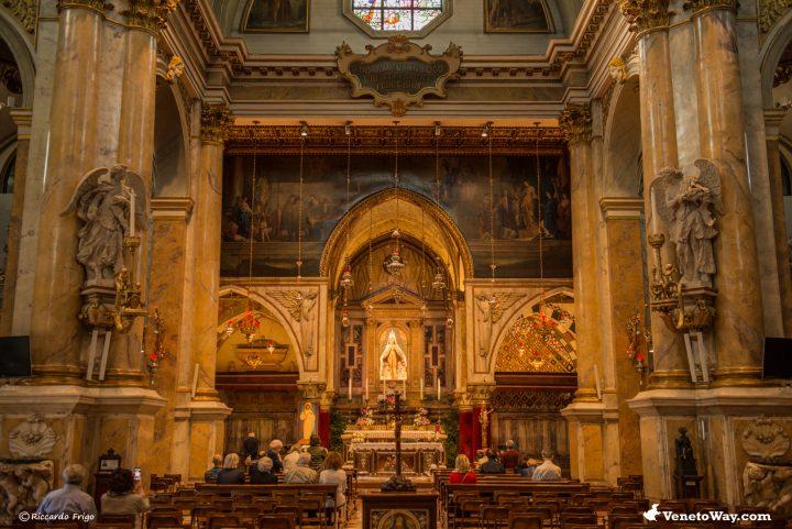 Il Santuario della Madonna di Monte Berico