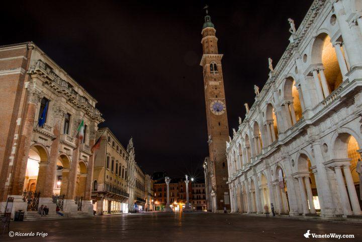 Piazza dei Signori - Le Piazze di Vicenza