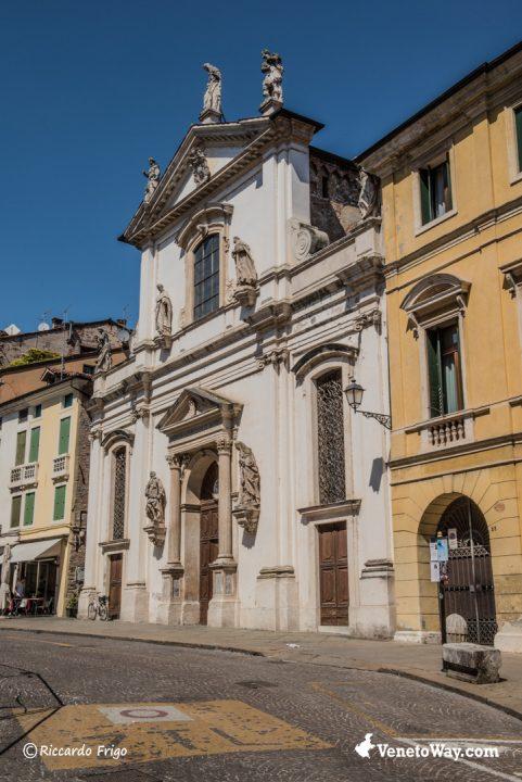 Piazza delle Erbe - Le Piazze di Vicenza