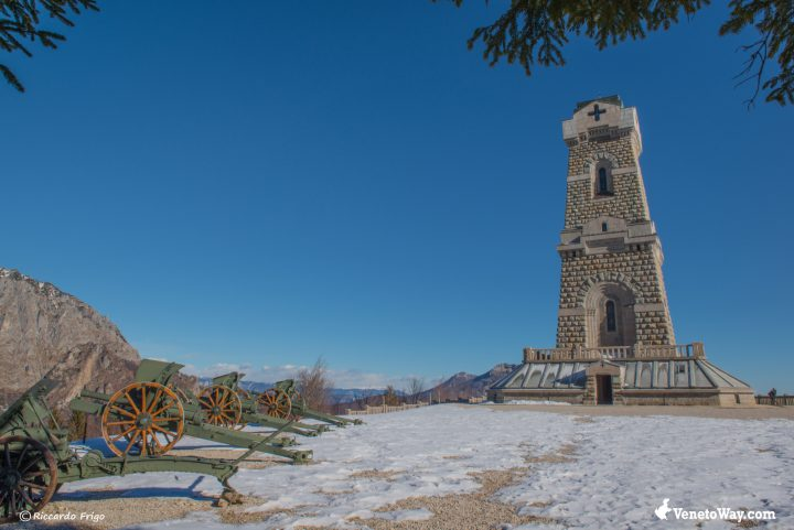 Sacrario del Monte Pasubio