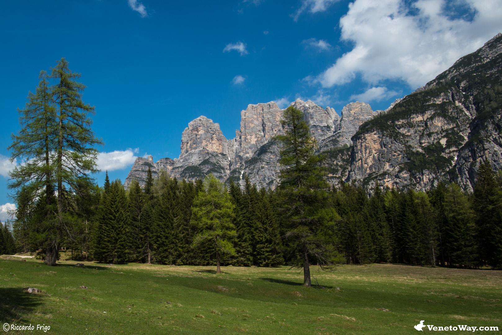 Spiz Di Mezzodì - Dolomiti Bellunesi