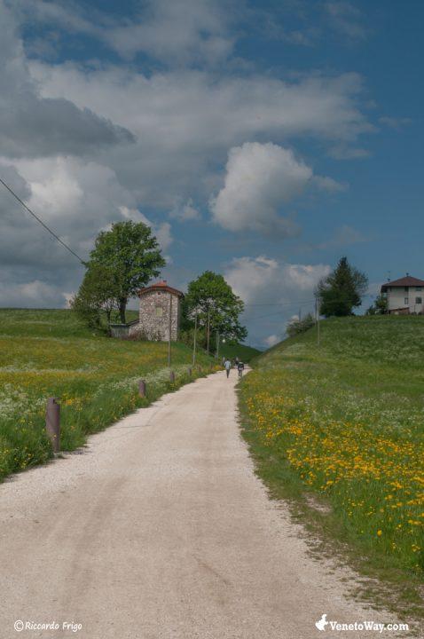 La Strada del Vecchio Trenino