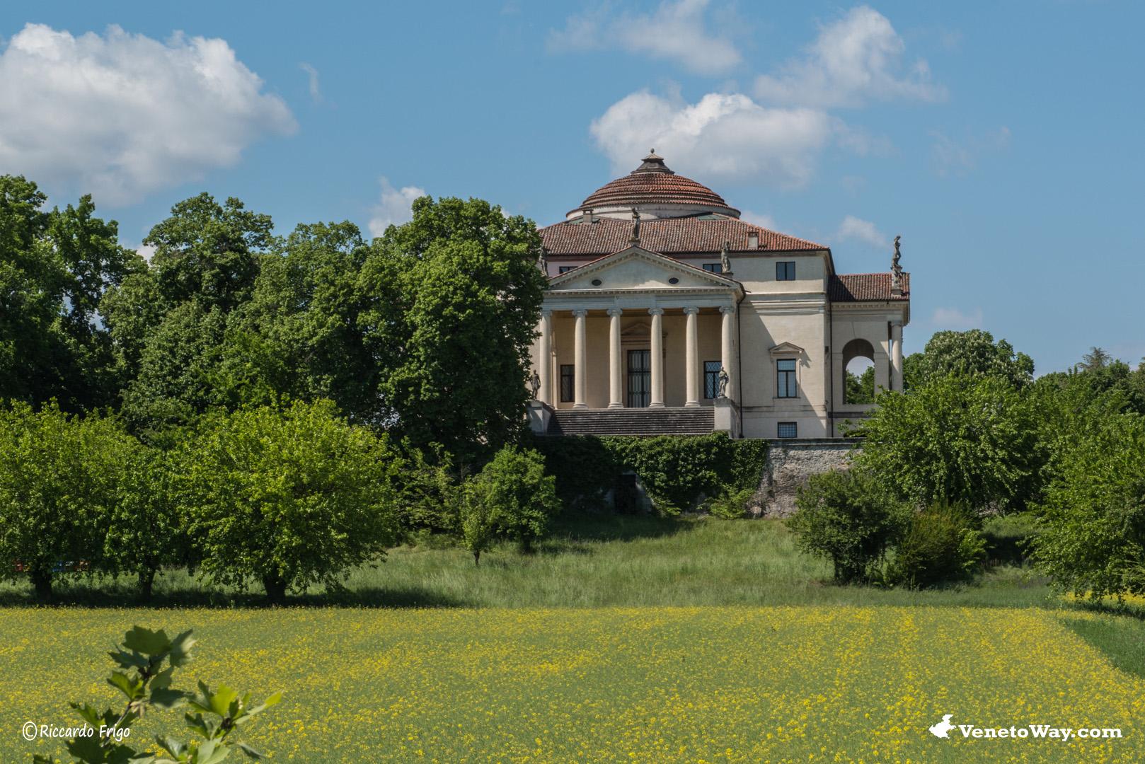 Villa Almerico Capra
