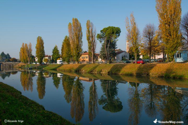 Dolo - Ciclabile della Riviera del Brenta