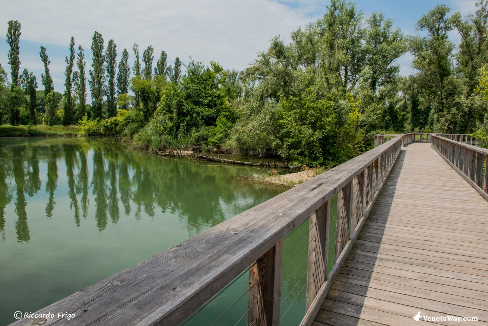 La ciclabile del fiume Sile