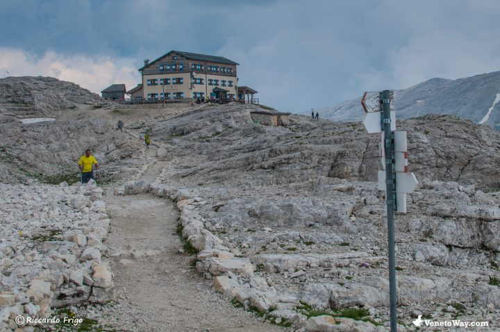 Escursione al Rifugio Pedrotti alla Rosetta