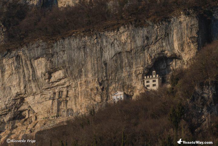 L'Eremo di San Michele a Fonzaso