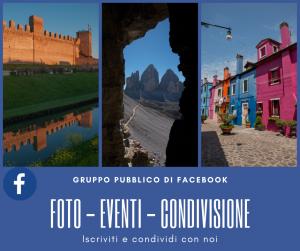 Gruppo Facebook - Guida della regione Veneto